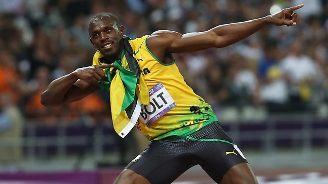 Fastest man on Earth has Chiropractic treatment